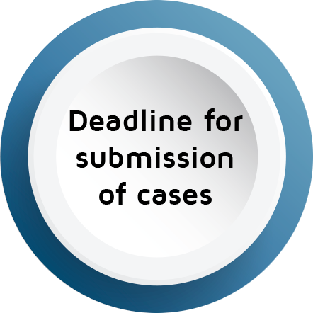 Deadline for submission of cases